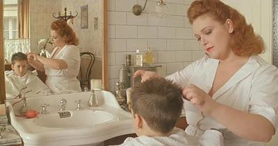 """Foto tratta dal film """"Il marito della parrucchiera"""""""