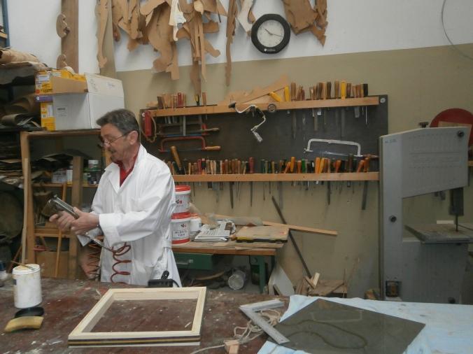 Eros Forni - Scuola di Artigianato Artistico del Centopievese