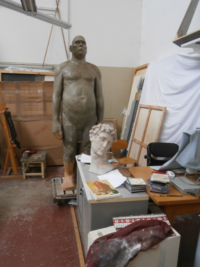 Laboratorio diesegno e pittura - Scuola di Artigianato Artistico del Centopievese