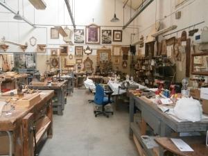 Laboratorio legno - Scuola di Artigianato Artistico del Centopievese