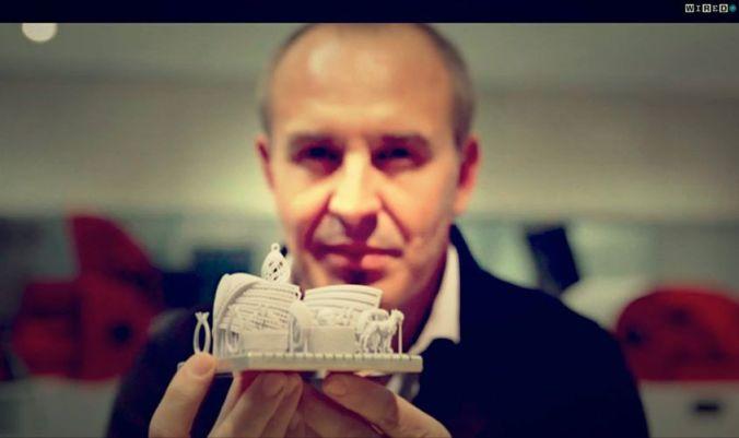 M. Costabeber e la stampa 3D - DWS