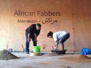 Wasp Project alla biennale di Marrakech
