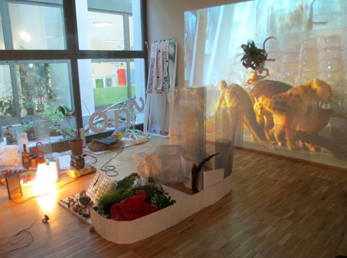 Atelier  Scuole e nidi d'infanzia - Istituzione del Comune di R.E.