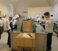 Laboratorio di cucina base ALMA