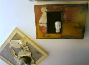 Particolare della produzione di Danilo Sartoni nel suo laboratorio - Mangiafuoco officina d'arte e artigianato - Ravenna