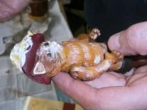 Il gatto con gli stivali - Mangiafuoco officina d'arte e artigianato - Ravenna