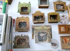 Teatrini -  Mangiafuoco, officina d'arte e artigianato - Ravenna