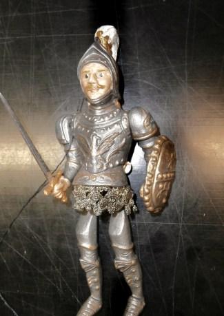 L'Orlando Furioso, marionetta - Mangiafuoco officina d'arte e artigianato - Ravenna