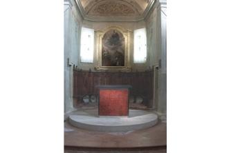 Adeguamento Liturgico della Parrocchia di S. Agata (Rubiera - R.E.)
