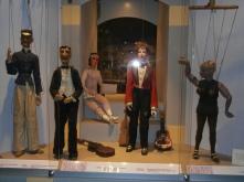 Scena di marionette - Castello dei Burattini di PR
