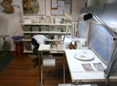 Pia virgilio Laboratorio di restauro Ceramiche