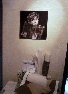 Chiara Ferretti Restauratrice di opere su carta