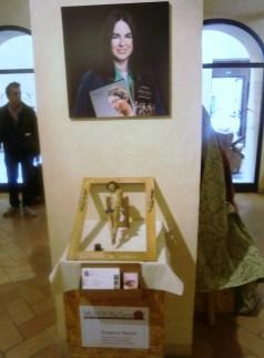 Roberta Notari Restauratrice di sculture lignee