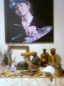 Chiara Davoli Restauratrice di dipinti