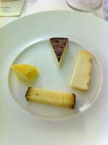 Selezione di formaggi ALMA Caseus