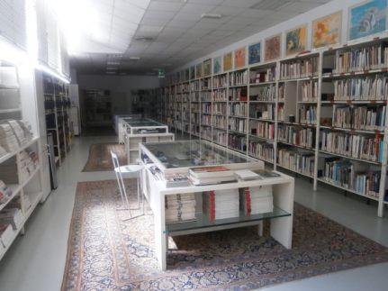 biblioteca presso Modateca Deanna