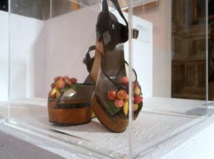 Fiorucci, sandali 1970 - Mostra Il gusto della Contaminazione - MO - 28 maggio- 19 luglio 2015