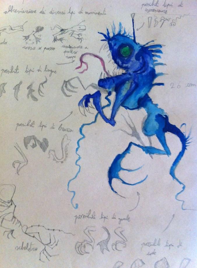 un progetto di Mattia per il corso di Stop Motion - Summer School Ars in Fabula - Macerata - Luglio 2015
