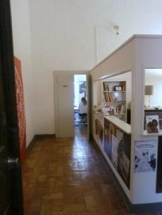 Ingresso aule corso Stop Motion, Summer School, Ars in Fabula - Palazzo Compagnoni Marefoschi- Macerata-