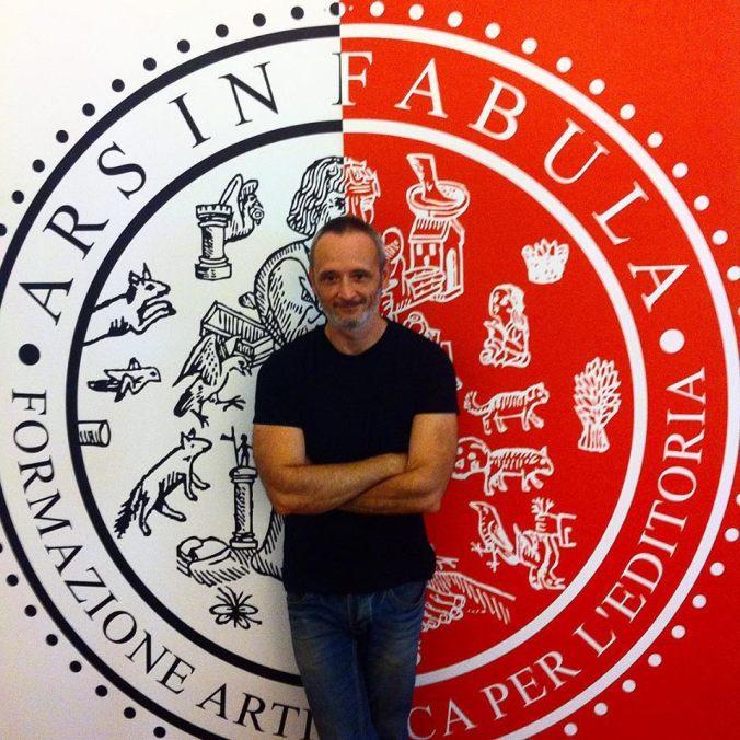 Stefano Bessoni - foto Ars in Fabula - luglio 2015