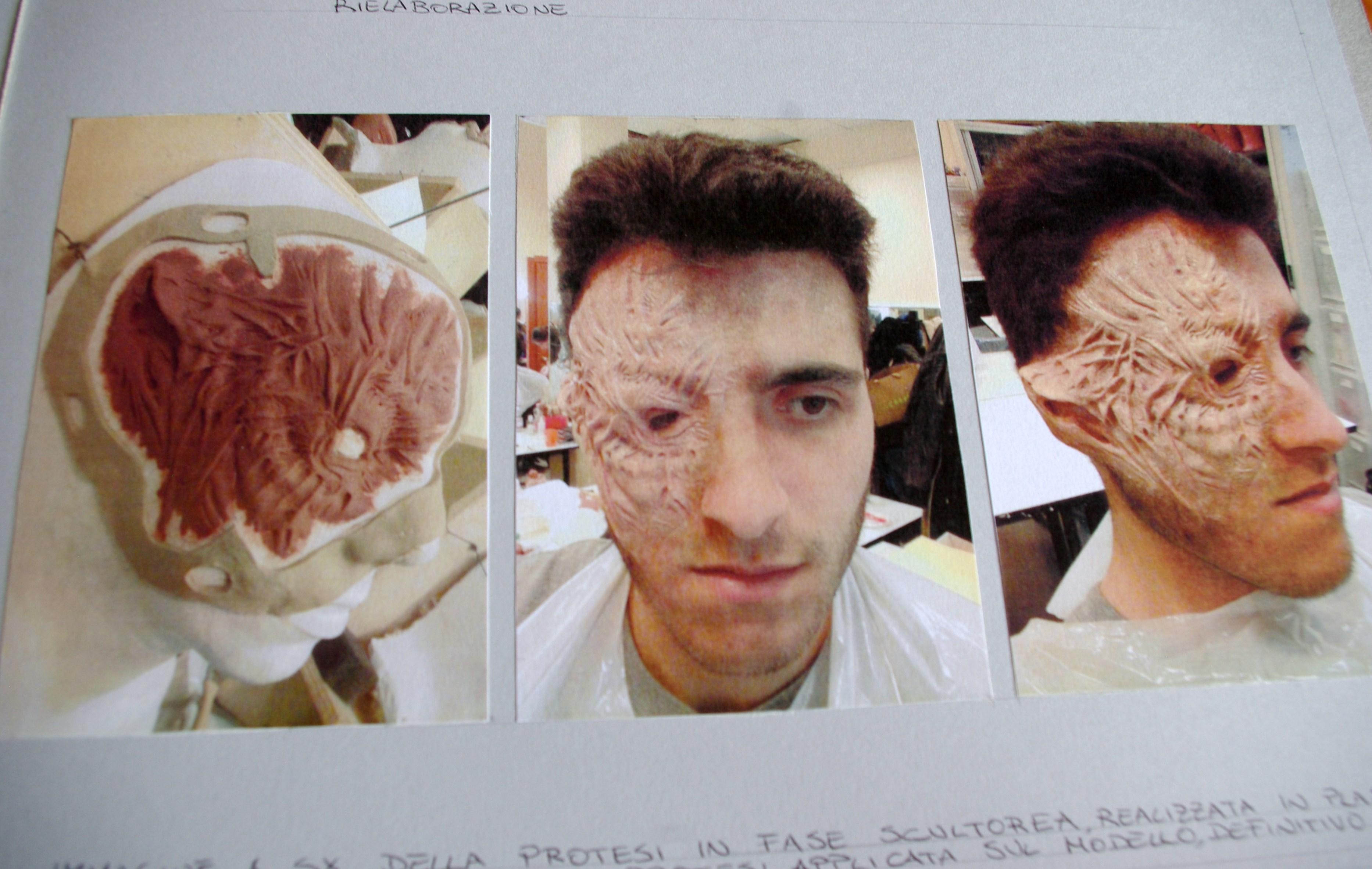 Ben noto Il make up artist per effetti speciali: un lavoro per facce belle  KO29