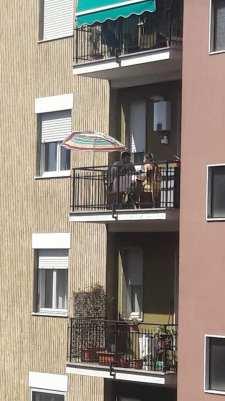 terrazzi a Milano II CRI